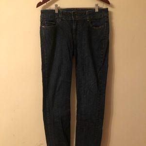 Levi's Slender Straight 526 Jeans